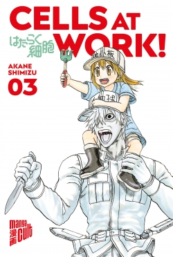Cells at Work 3