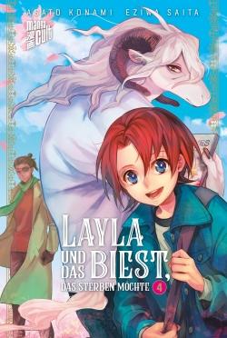 Layla und das Biest, das sterben möchte 04