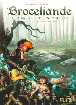 Broceliande - Der Wald des kleinen Volkes 4