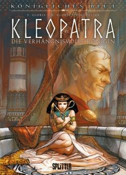 Königliches Blut 10 - Kleopatra 2