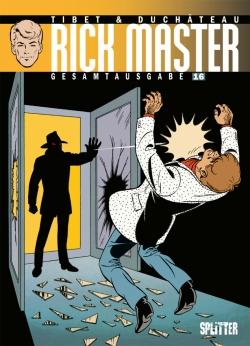 Rick Master Gesamtausgabe 16