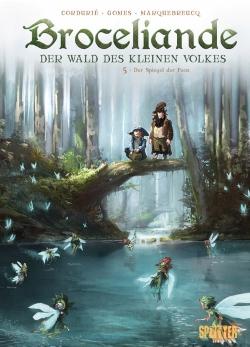 Broceliande - Der Wald des kleinen Volkes 5