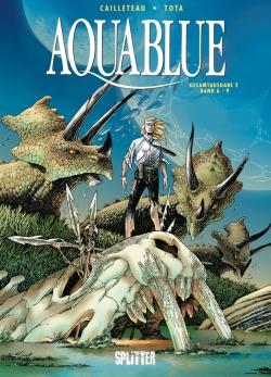 Aquablue - Gesamtausgabe 2