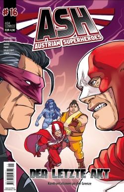 ASH - Austrian Superheroes 16