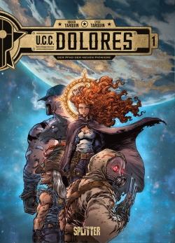 Splitter Postkarte UCC Dolores