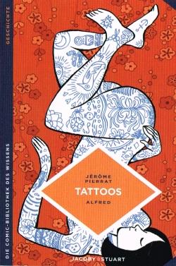 Die Comic-Bibliothek des Wissens: Tattoos