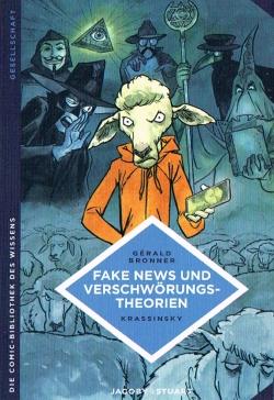 Die Comic-Bibliothek des Wissens: Fake News