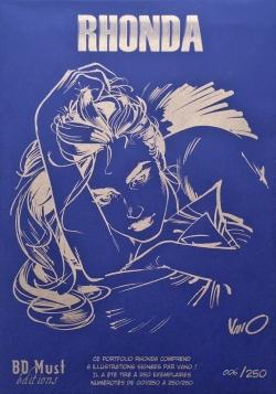 Rhonda Portfolio Blue
