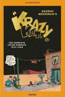 The Complete Krazy Kat 1935-1944