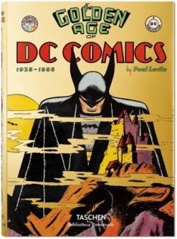 The Golden Age of DC Comics (kleine Ausgabe)