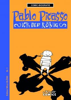 Comic-Biografie - Pablo Picasso