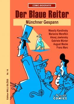 Comic-Biografie - Der Blaue Reiter