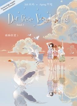 Der freie Vogel fliegt 03