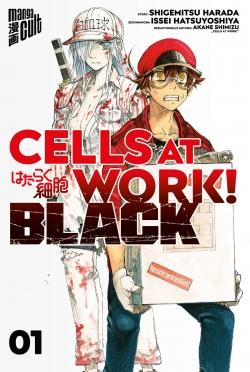 Cells at Work! Black 01
