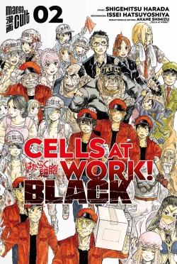 Cells at Work! Black 02