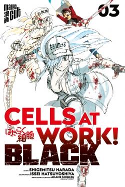 Cells at Work! Black 03