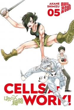 Cells at Work 5