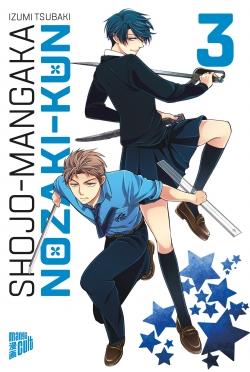Shojo-Mangaka Nozaki-Kun 3