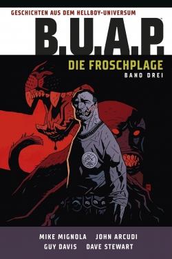 Geschichten aus dem Hellboy Universum: B.U.A.P. 3