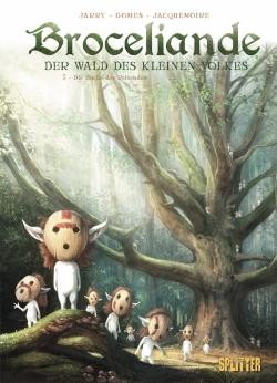 Broceliande - Der Wald des kleinen Volkes 7