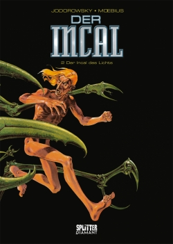 Der Incal 2 Diamant VZA