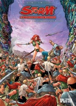 Storm - Die Chroniken von Rothaar 5
