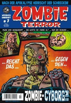 Zombie Terror Sonderheft 7