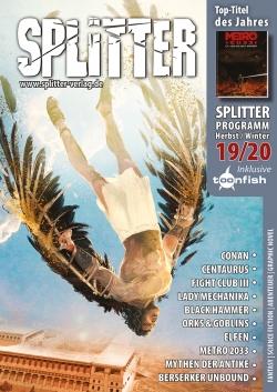Splitter Katalog 2019/2020
