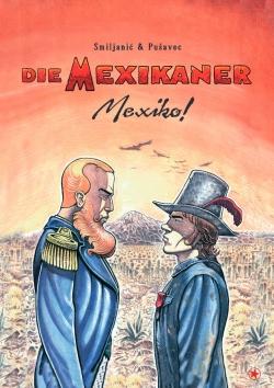 Die Mexikaner 3 - Mexiko!