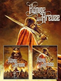 Könige und Kreuze Buch 1 + 2