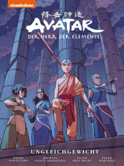 Avatar - Der Herr der Elemente 06 Premium (HC)