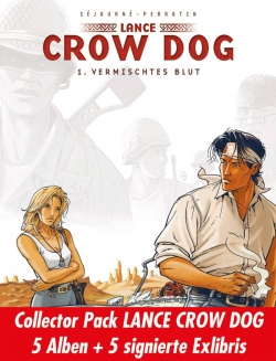 Lance Crow Dog - Collector Pack