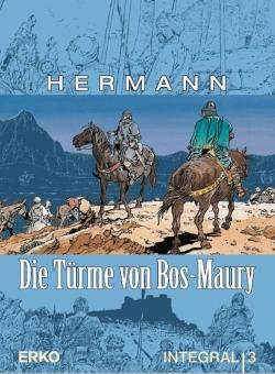 Die Türme von Bos Maury Integral 3
