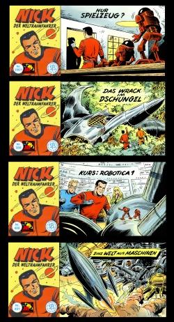 Nick Piccolos 398/1-401