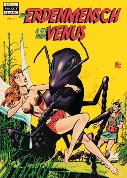 Ein Erdenmensch auf der Venus