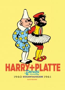 Harry und Platte Gesamtausgabe 3 - 1960-1961
