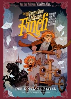 Malcolm Max: Die Fälle von Emmeline & Miranda Finch