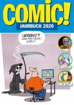 COMIC! - Jahrbuch 2020