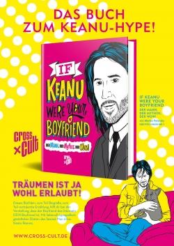 Cross Cult - Poster: Keanu Reeves