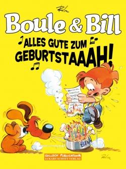 Boule & Bill Sonderband 3
