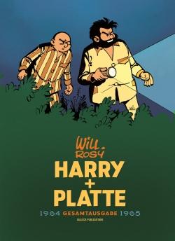 Harry und Platte Gesamtausgabe 4 - 1964-1965
