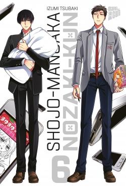 Shojo-Mangaka Nozaki-Kun 6