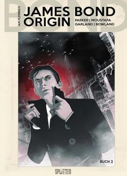 James Bond 007 Band 10 VZA (Splitter)