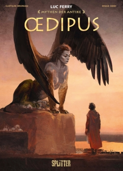 Mythen der Antike: Ödipus