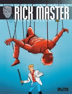 Rick Master Gesamtausgabe 19