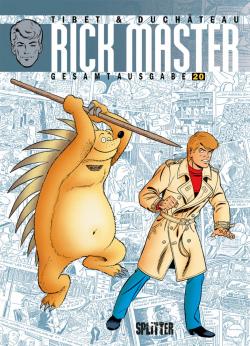 Rick Master Gesamtausgabe 20