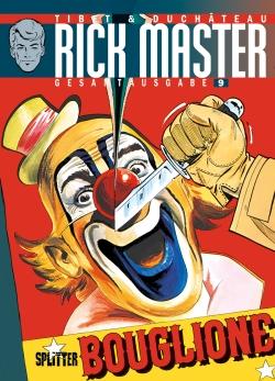 Rick Master Gesamtausgabe 09