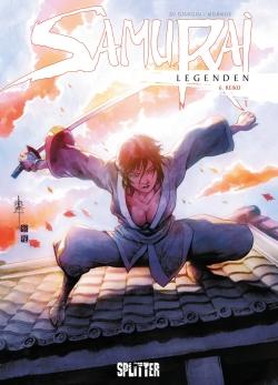 Samurai Legenden 6