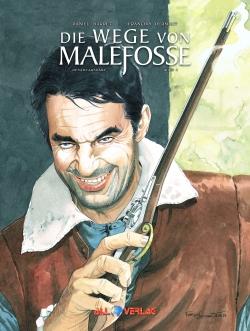Die Wege von Malefosse Gesamtausgabe 4