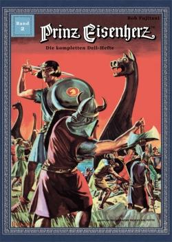 Prinz Eisenherz - Dell-Hefte 2